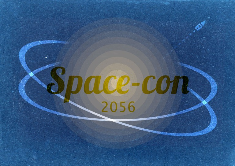 Space-con Poster